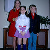 Easter 1972. New outfits for everyone.