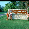 Falls Creek Park State Park, Tennessee