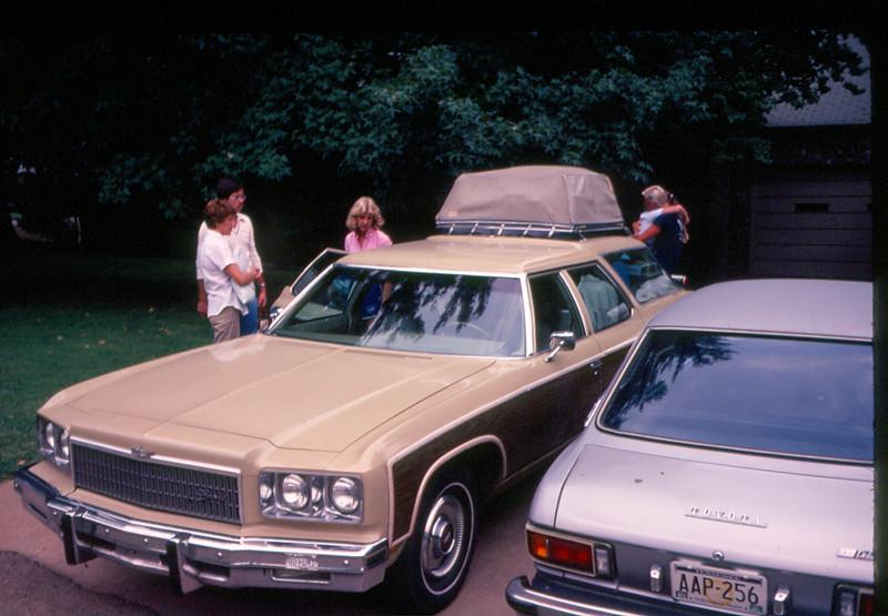 David leaves for Univ. of Virginia 9/1980