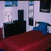 David's UVa apartment.