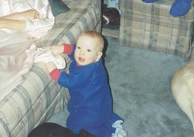 1st Bday - April 2, 1995
