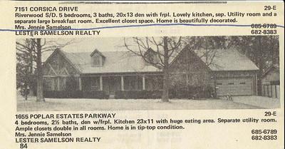 4th House - 1655 Poplar Estates Pkwy, Germantown, TN 38138