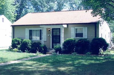 Our 1st home 4106 Lancaster, Charleston, WV