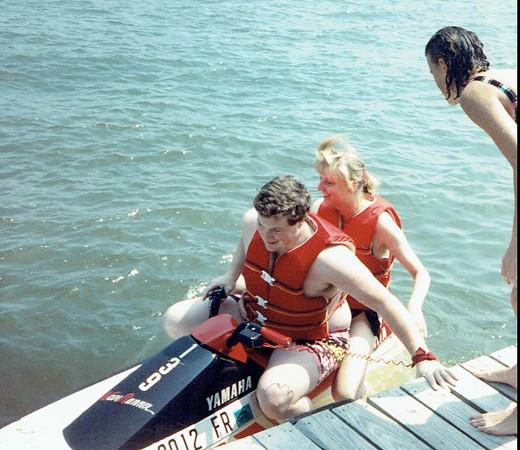 Kentucky Lakes - Late Summer 1990