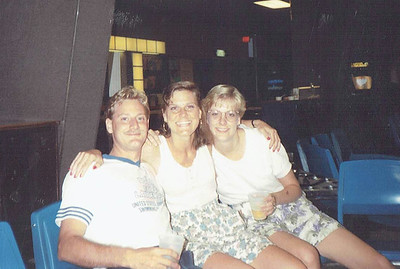 Kids Nashville Vacation 1991