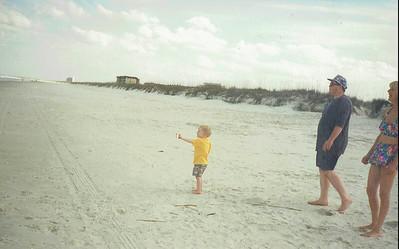 LKKK & Mom in Daytona 1997