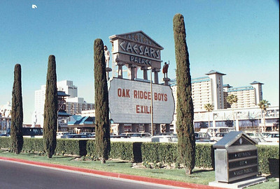 Las Vegas & L.A. - June 1988