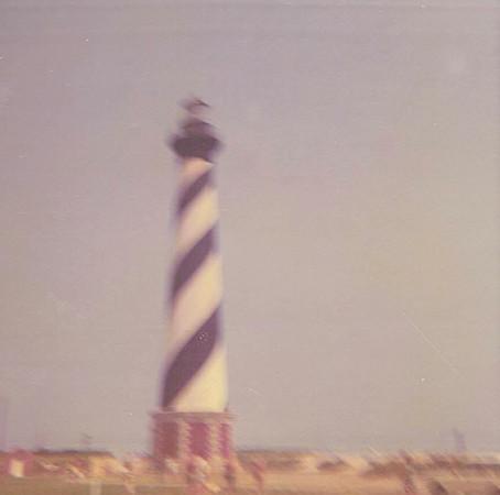 Outer Banks, NC - 1972
