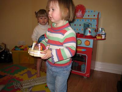 Holly & Ottilie 20101214