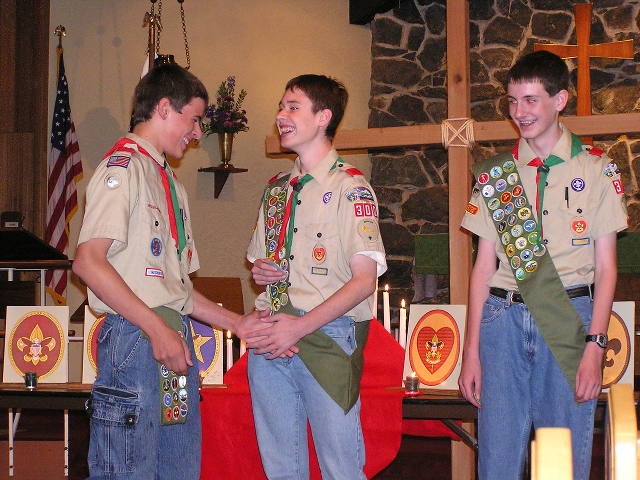 03-09-08 Kevin, Scouts 012