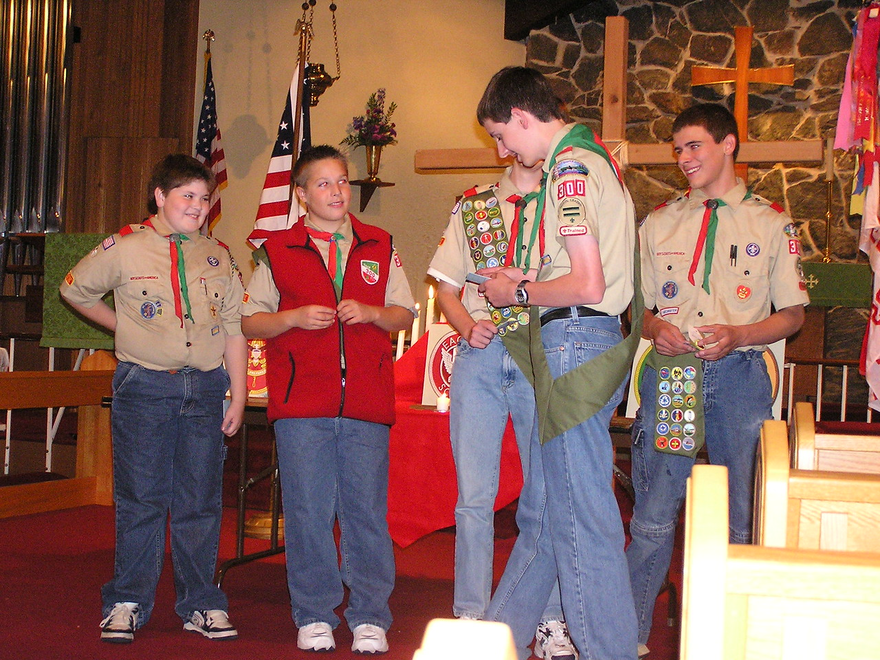 03-09-08 Kevin, Scouts 010