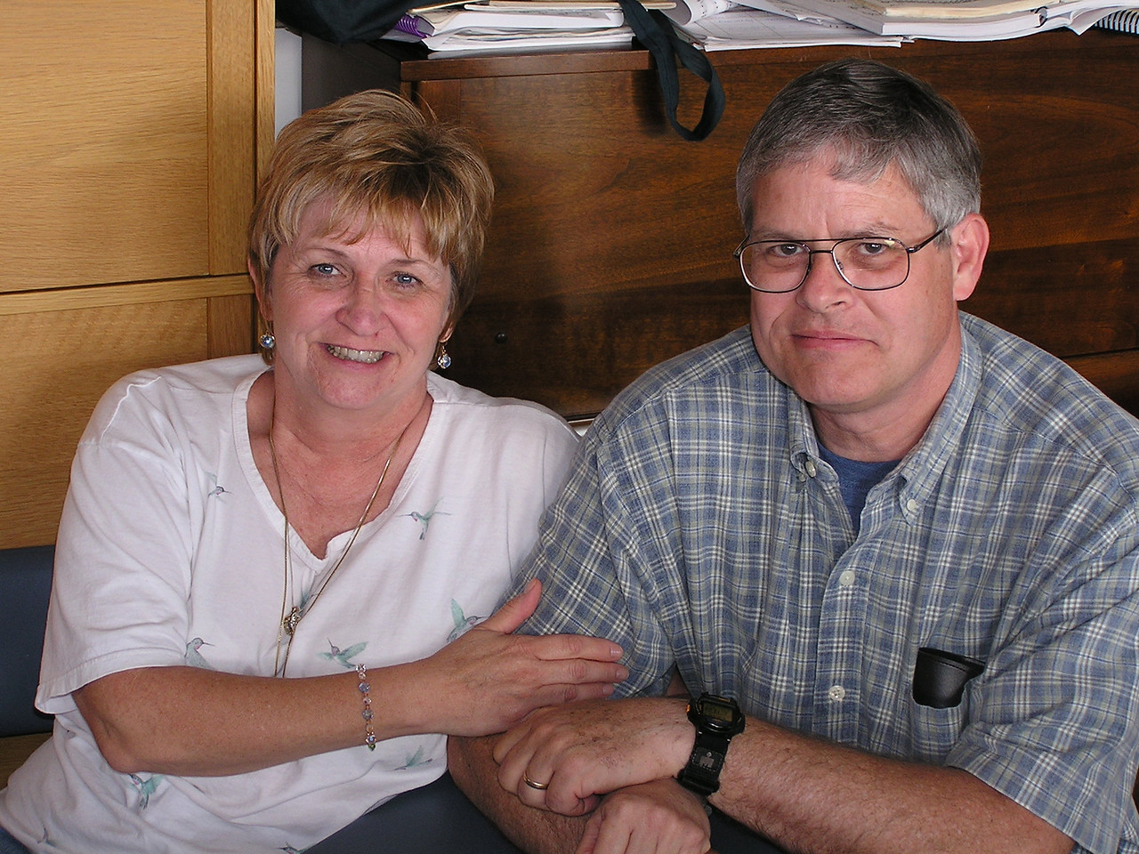 Kathi and Wendal