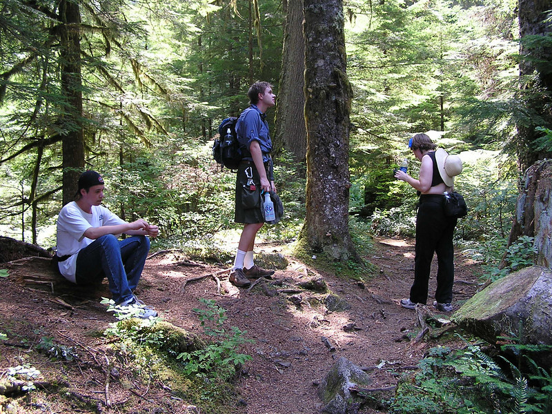 04-08-16 Hike to Trout Lake 020