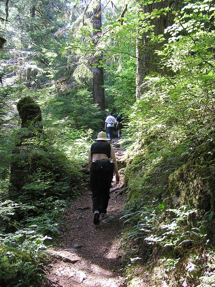 04-08-16 Hike to Trout Lake 019