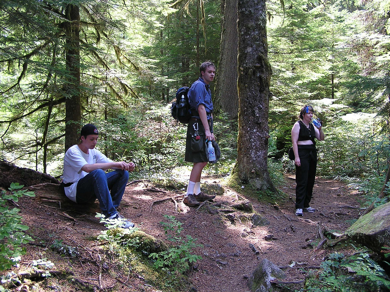 04-08-16 Hike to Trout Lake 021