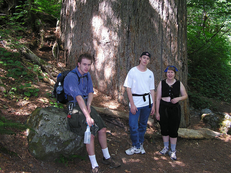 04-08-16 Hike to Trout Lake 023