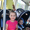 On the monorail on the way to Magic Kingdom for Day 2...