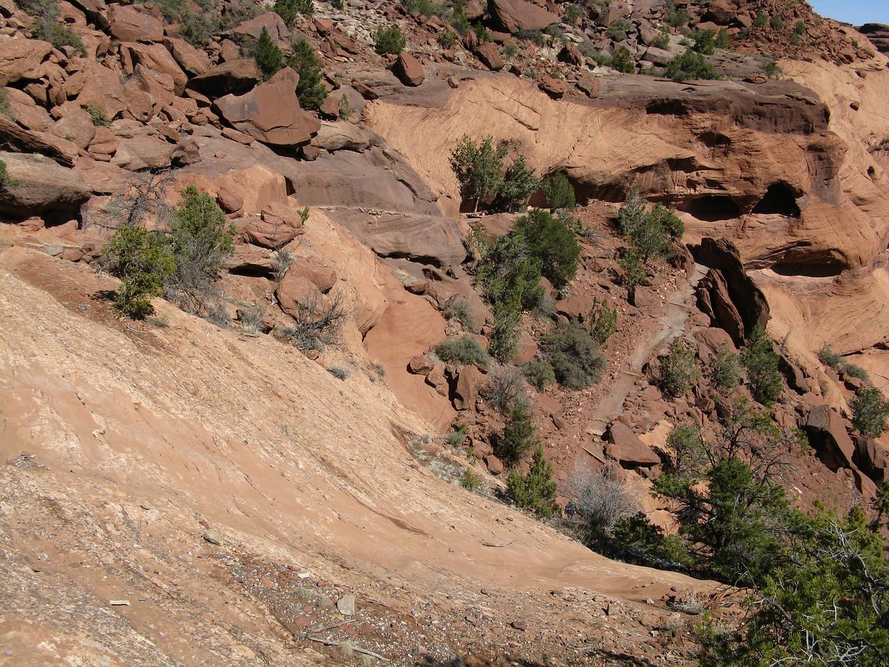 09 03 31 Canyon de Chelly 034