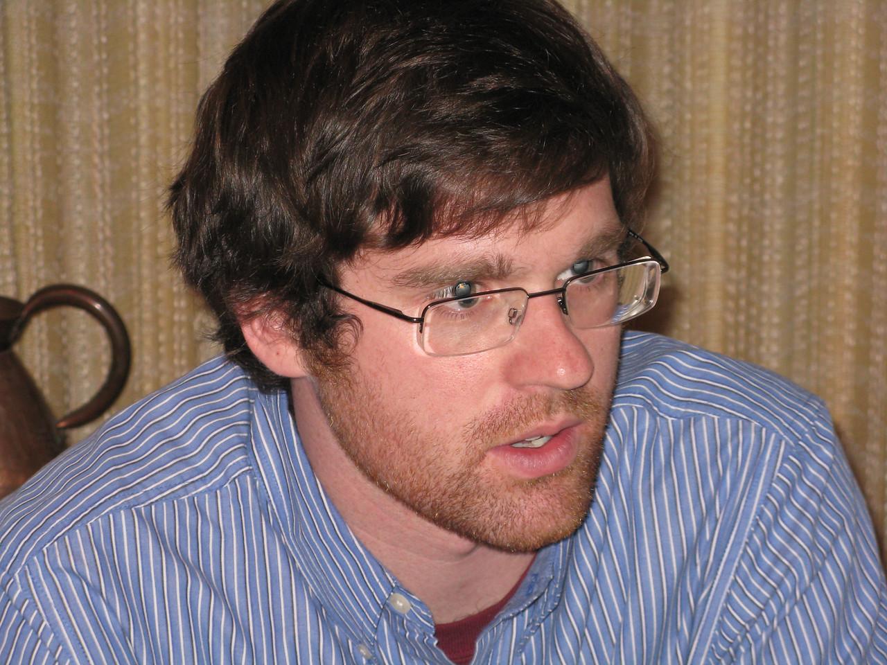Robert, Martin's nephew.