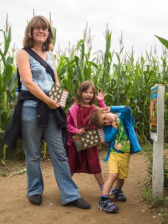Maize Maze 20150823