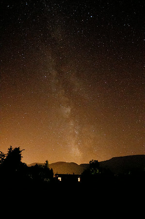 Stars & Milky Way 20140817