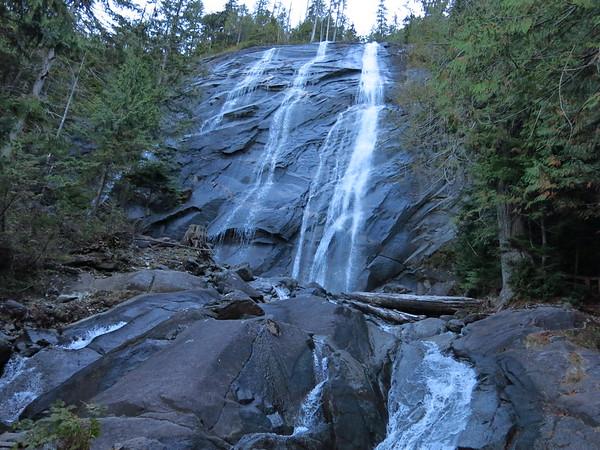 Bridal Veil Falls hike, Sep 29, 2015