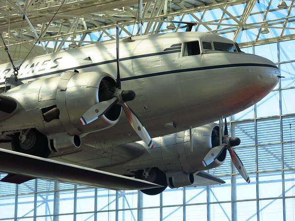 Museum of Flight, Main Gallery, Aug 7, 2015