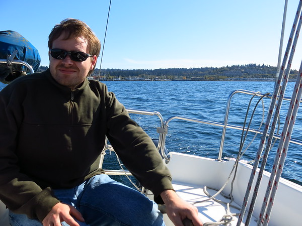 Sailing, Oct 4, 2015