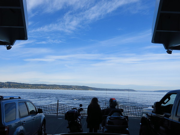 South Whidbey State Park hike,  Sep 23, 2015