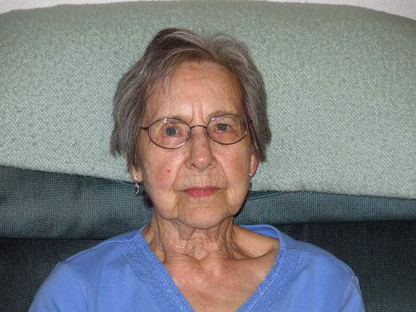Visit with Aunt Mary, Uncle Carl and Family, Aug 4, 2015