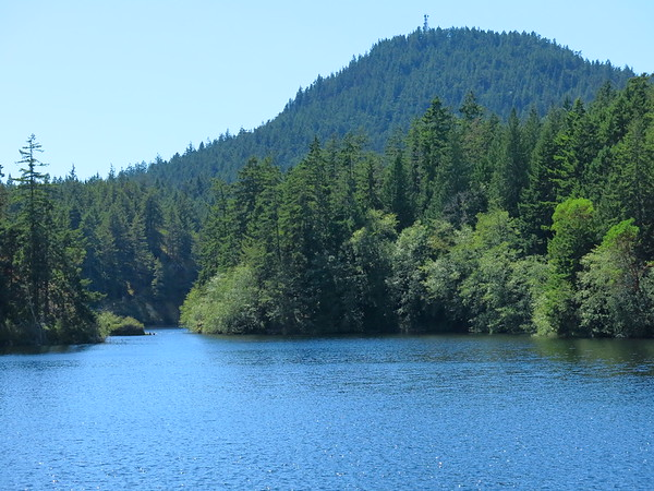 Whistle Lake hike, July 27, 2015