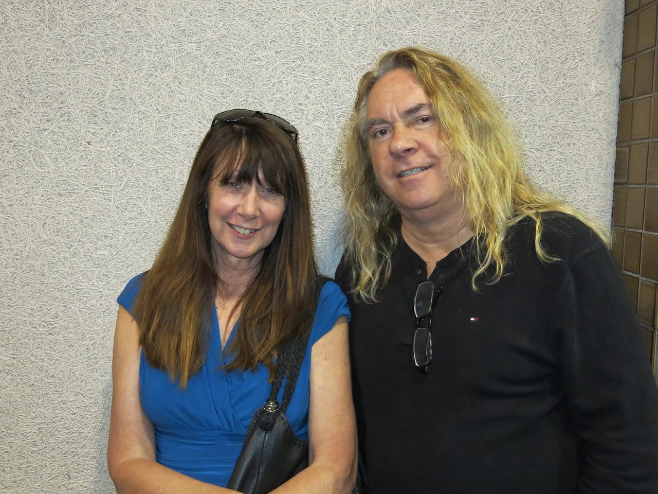 Susan and Tom