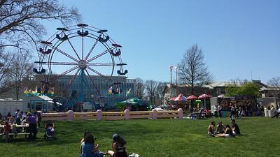 CMU Carnival Grounds