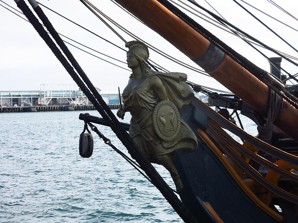 Maritime Museum, San Diego, June 7, 2016
