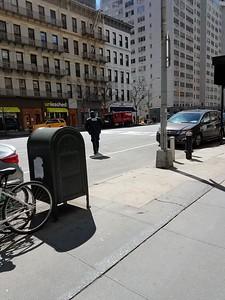 NY counter terrorism police