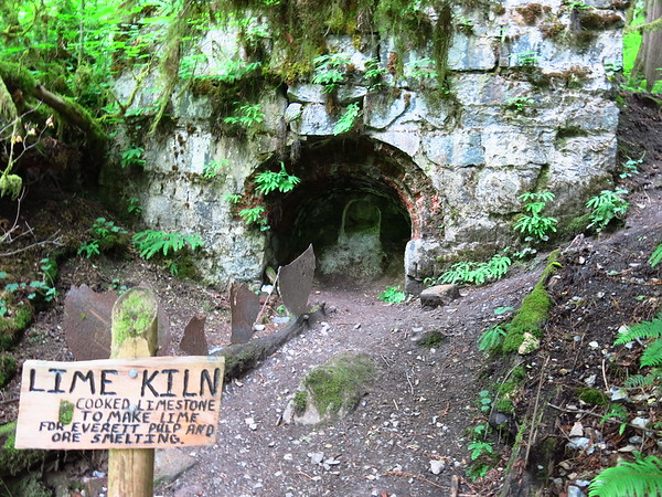 Lime Kiln Trail, June 17, 2017