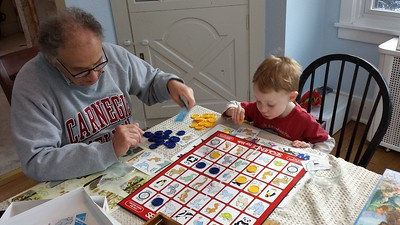Playing Sequence with Grandpop