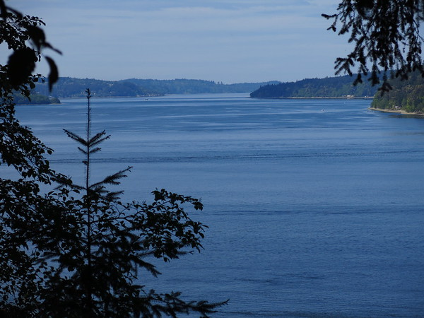 Point Defiance Park, May 10, 2017