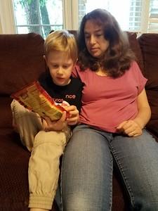 Milo & Mommy