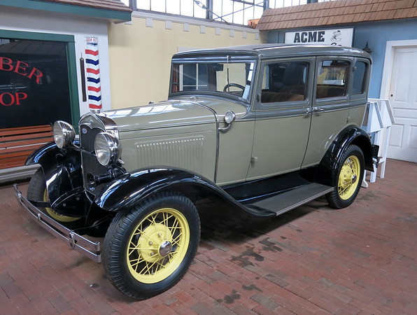 Classic Cars, NCTM, March 25, 2018