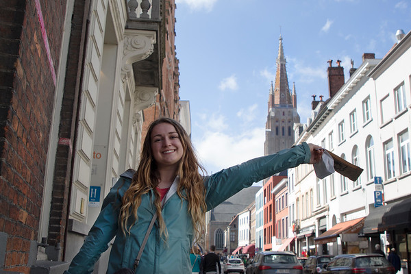 Nathan and Sarah Study Abroad