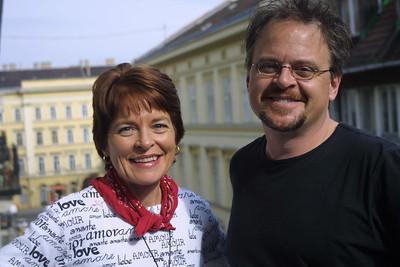 Carla and Mark