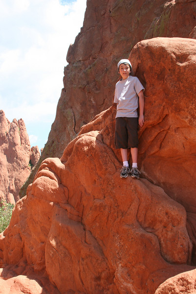 Garden of the Gods July 23, 2009