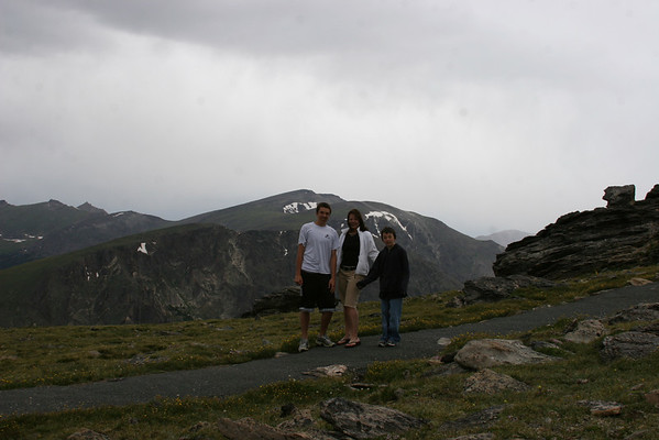 Trail Ridge Road July 19, 2009