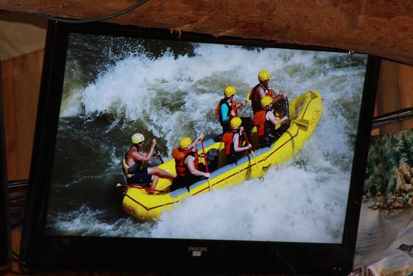 Water Rafting 2012