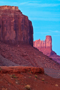 Twighlight, Monument Valley