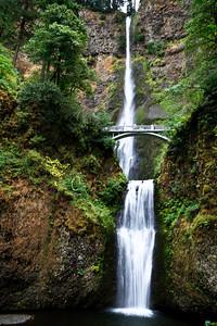 5. Multnomah Falls