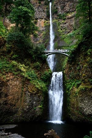 3. Multnomah Falls