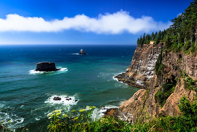 Oregon Coast Line