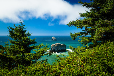 Oregon Coast Near Cape Meares